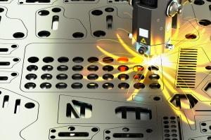 2D-Laserschneiden für plattenförmige Werkstoffe