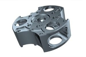 3D-Laserschneiden von Kunststoff mit Mehr-Achsenanlagen
