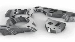 Fertigungsbeispiel für 2D-Laserschnitte aus Dünnblech