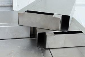 Technische Blechteile in allen Formen und Größen