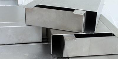 Biegeteile aus Blech von der ERTL Metallverarbeitung GmbH