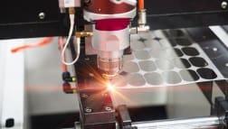 Die cnc-gesteuerte Lasertechnik bietet viele Anwendungen