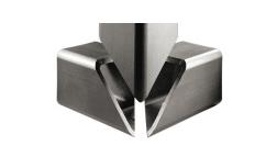 Laser-Feinschneiden in 3D von Aluminiumprofilen
