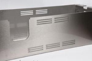 Laser-Kantteil aus Blech von der LWR Laserworks GmbH