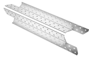 Laserbohren von Blechen wie Aluminium, Edelstahl ond Baustahl