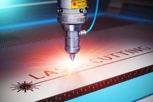 Laser-Feinschneiden für filigrane Zuschnitte
