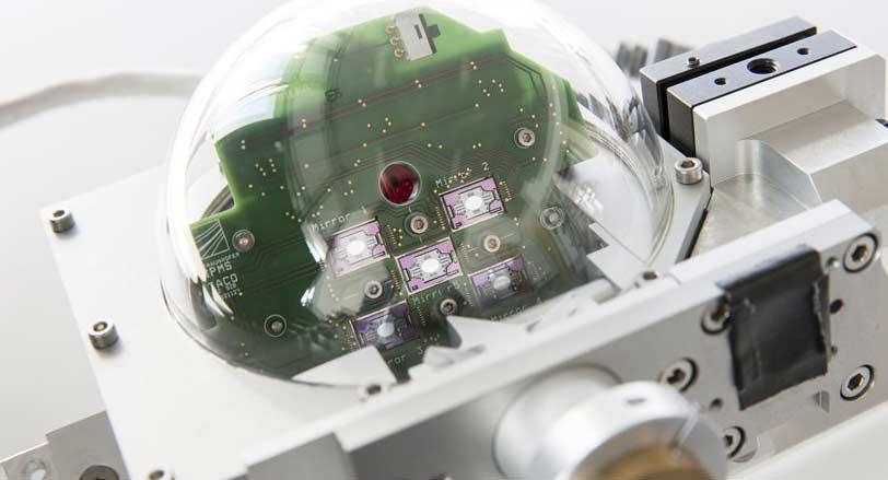 Laserschweißen mit MEMS-Spiegel