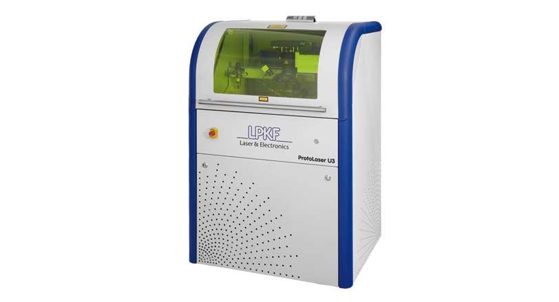 Laserschneideanlagen von LPKF