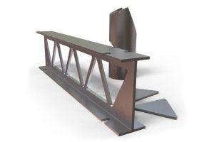 CNC-Laserschneiden von Rohren und Profilen