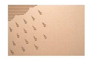 Gravieren und Beschriften mit dem Laser von Karton