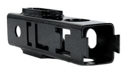 Baugruppe aus Stahl mit 3D-Laserschneiden gefertigt