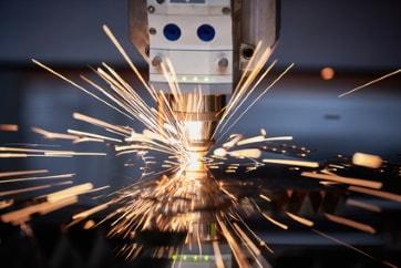 Laserschneiden in der Blechbearbeitung
