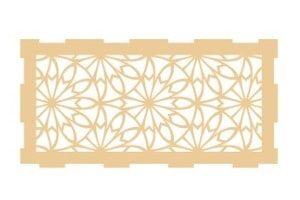 Papier-Laserschneiden kleinster Materialstärken bis 1mm