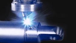 Profile in verschiedenen Kombinationen mit dem Laser schweißen