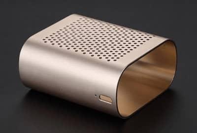 Endbearbeitetes 3D-Laserteil von der gabio GmbH
