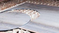 Laserzuschnitte aus Holz mit perfekten Schnittkanten