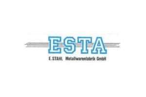 Firmenlogo der Esta GmbH aus Hof