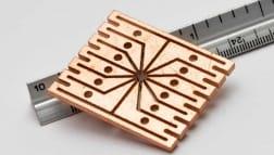 Mikro-Laserschneiden mit optimalen Maßgenauigkeiten