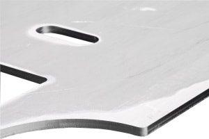 Laserteile aus allen Blechwerkstoffen für den Maschinenbau