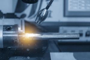 Laserschweißen von Rohren aus Metall