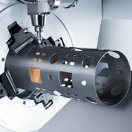Rohrbearbeitung mit dem Laser