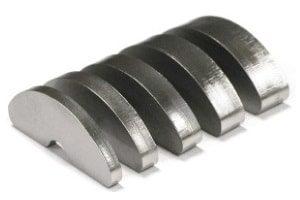 Laserschneiden von Stahl in verschiedenen Stärken