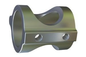 3D-Laserschneiden von Stahlrohren und -Profilen