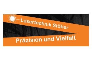 Firmenlogo der Lasertechnik Stöber
