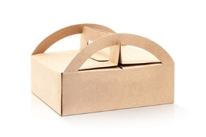 Lasergeschnittene Verpackung